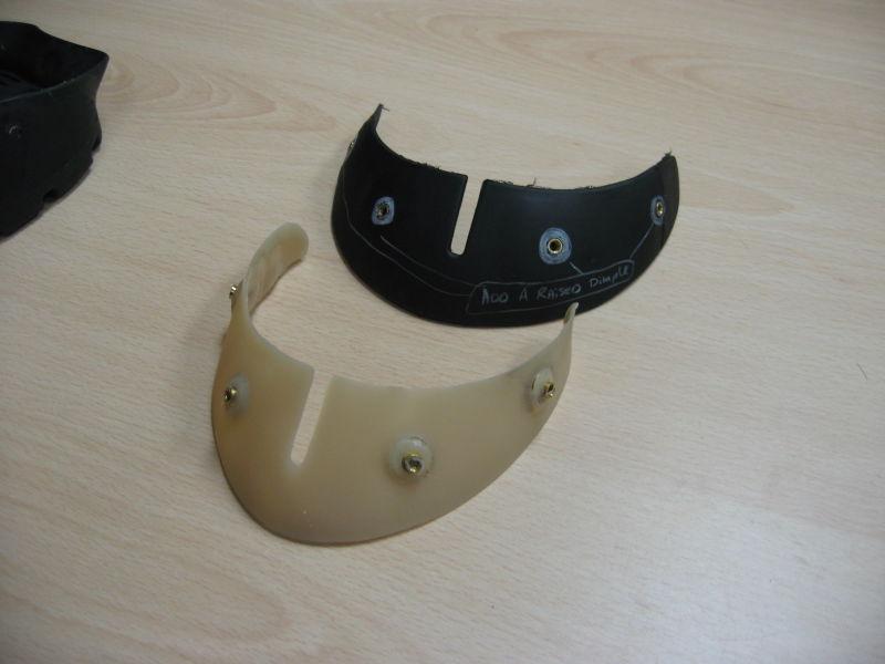 Glue-On Cuff Samples 001