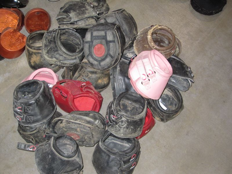Hoof Boots for sale. Renegade hoof boots, Cavallo Horse Boots 002