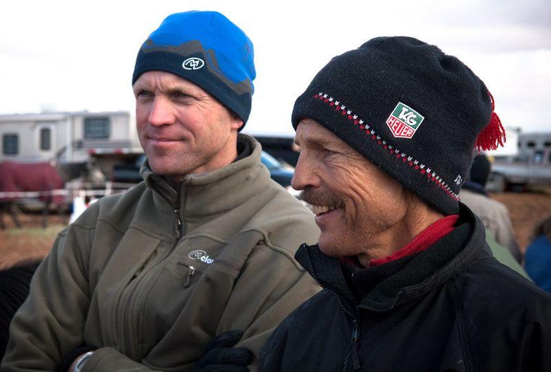 Garrett Ford and Christoph Schork