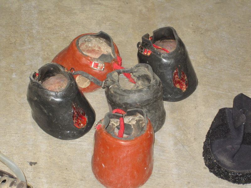 Hoof Boots for sale. Renegade hoof boots, Cavallo Horse Boots 006