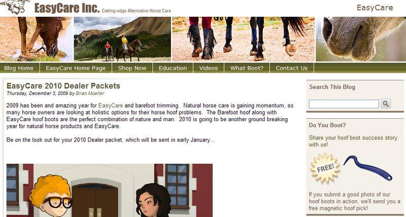 New EasyCare Blog