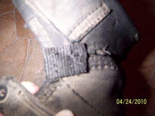 Repaired Glove gaiter 4-10