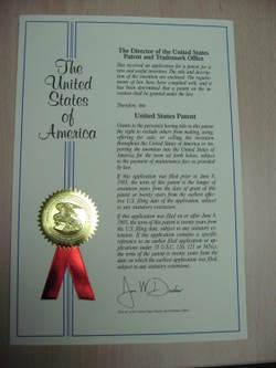 Easycare_us_patent